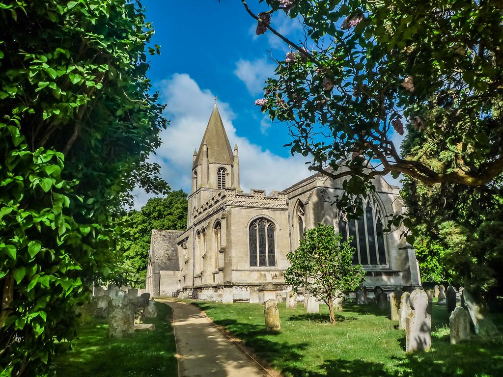 St John the Baptist, Barnack-XL